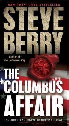 "This year I'm going to pick ""The Columbus Affair,"" by Steve Berry. It is a modern, political-thriller that ties back to a secret reason behind Christopher Columbus' expedition to the new world. Similar writing style to the DaVinci Code, easy to recommend. Recommended by Joel B., Adult Services"
