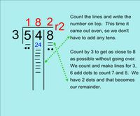 Long Division for Kids who Can't Multiply: A smartboard lesson that teaches both the teacher and students how to complete long division problems with and without remainders.