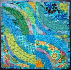 I've been waiting for my partner to receive this mini before I posted on it. I'm also working on another bab. Quilting Projects, Quilting Designs, Sewing Projects, Sewing Ideas, Quilting Tips, Homemade Quilts, Quilt Stitching, Cat Crafts, Mug Rugs