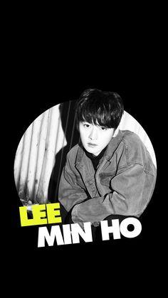 Stray Kids wallpaper lockscreen JYP Lee Minho