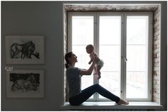 Vauvakuvaus Helsinki Helsinki, Portraits, Windows, Kids, Home Decor, Young Children, Boys, Decoration Home, Room Decor