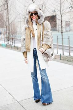 winter perfection!!!  Seriously, in love with this look.