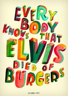 Elvis type