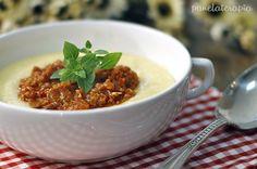 PANELATERAPIA - Blog de Culinária, Gastronomia e Receitas: Polenta com Ragu de Linguiça