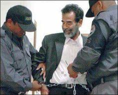 Alasadi  with President of Iraq Sadaam Hussain