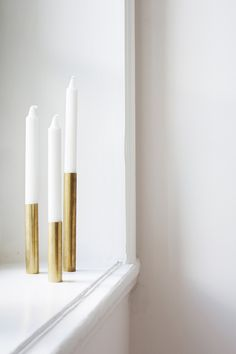 emmas designblogg - design and style from a scandinavian perspective // candle holders