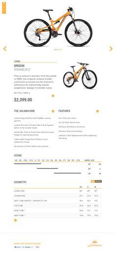 Juliana Bicycles | Women's Mountain Bike