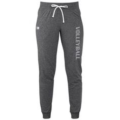 Volleyball Lounge Pants Silhouette Hitter