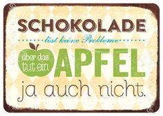 Schokolade - Magnete - Grafik Werkstatt Bielefeld