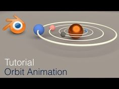 Blender Orbit Animation Tutorial (New And Simpler Way)