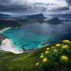 """Mi piace"": 5,164, commenti: 44 - LOFOTEN (@lofoten) su Instagram: ""The wonders of Northern Norway 🇳🇴 #Lofoten photo by @sean_ensch_images via @NORGE"""