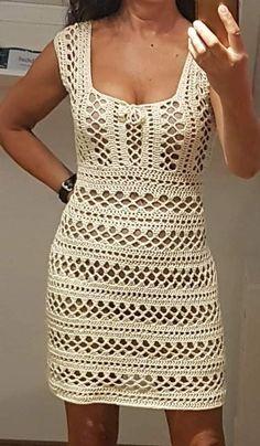 Crochet Long Dresses, Crotchet Dress, Crochet Skirts, Crochet Halter Tops, Crochet Lace Dress, Crochet Cardigan, Crochet Clothes, Crochet Top, Skirt And Top Dress