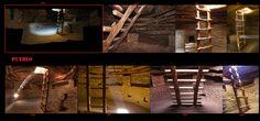 Sebbene lo scopo più importante dei Kiva fosse quello di ospitare i riti religiosi, talvolta poteva essere utilizzati anche per le riunioni politiche e gli incontri informali degli uomini del villaggio. Nel periodo Anasazi erano a pianta circolare, sotterranei o semi-sotterranei e vi si accedeva da un'apertura sul tetto per mezzo di una scala a pioli. Il soffitto era realizzato da un complicato sistema di travi le quali formavano una falsa cupola.