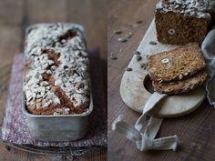 Delicious glutenfree soda bread :: Sonja Dahlgren/Dagmar's Kitchen