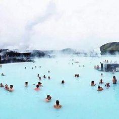 Blue Lagoon, #Iceland