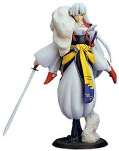 Sengoku Otogizoushi is a character from the InuYasha anime and manga. Marchandise Anime, Anime Toys, Anime Japan, Inuyasha Love, Inuyasha And Sesshomaru, Seshomaru Y Rin, Inu Yasha, Anime Group, Anime Figurines