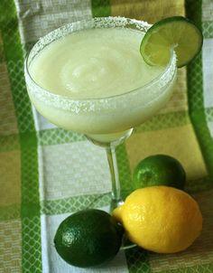 Celebrate National Frozen Margarita Day Recipe