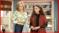Grace and Frankie is Back with Season 2