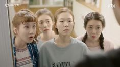 The Tall One stares down naked Kim Min-seok in Age of Youth 2 teaser Han Seung Yeon, Hyun Soo, Queen Of The Ring, Age Of Youth, Episodes Series, College Roommate, Weightlifting Fairy Kim Bok Joo, While You Were Sleeping, Kim Min Seok