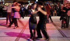 Street tango, Buenos Aires