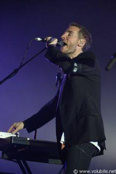 Massive Attack - Concert Le Zenith (Paris)  www.volubilis.net