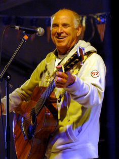 Famous Mississippians: Jimmy Buffett.