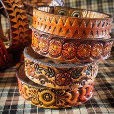 Bracelet, Leather Bracelet