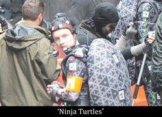 Tortugas Ninjas  - Ese caparazón no lo tiene cualquier tortuga he... Baseball, Sports, Special Effects, Ninja Turtles, Movies, Hs Sports, Sport
