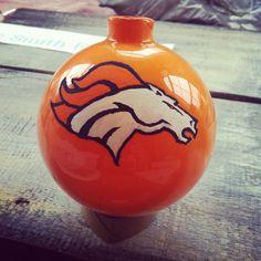 Broncos ornament