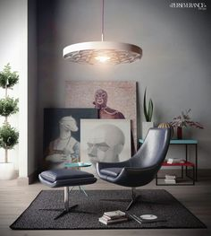 http://www.home-designing.com/wp-content/uploads/2012/10/3-Black-leather-chair-footstool.png