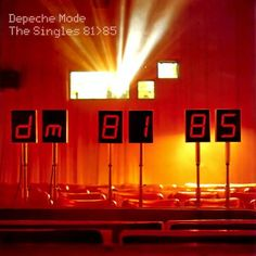 """Depeche Mode - """"The Singles '81 - '85"""" (1998 reissue)"""
