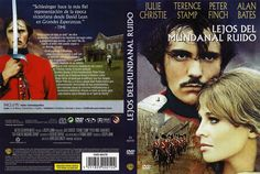 Carátula dvd: Lejos del mundanal ruido (1967) (Far From the Madding Crowd)