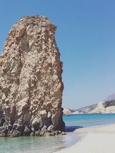 Cyclades Milos Firiplaka - Découvrir l'île de Milos