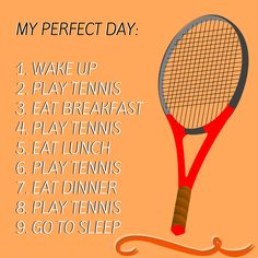 "Tennis Coaching™️ on Twitter: ""What a perfect day! #Tennis #TennisPlayer #TennisGame #Sports https://t.co/Gn0GiELvFT"""