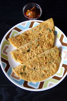 Poha Thepla, is a easy to make Indian Flat bread. Made with Poha (Flattened rice), whole wheat flour and spices, it is extremely healthy for your family.