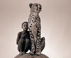 Gregory COLBERT :: from Ashes and Snow series