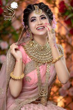 Saree Idea You Adore Saree look you adore Bridal Hairstyle Indian Wedding, Bengali Bridal Makeup, Indian Wedding Makeup, Indian Wedding Bride, Indian Bridal Hairstyles, Bridal Makeup Looks, Indian Bridal Outfits, Bengali Wedding, Indian Bridal Fashion