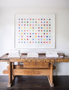 A HOME FILLED WITH BEAUTIFUL ART | THE STYLE FILES