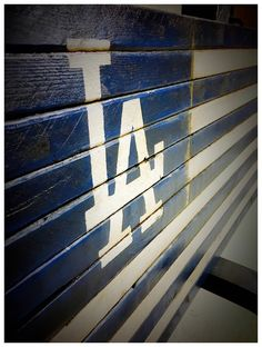 Los Angeles Dodgers Flag Los Angeles Dodgers by AmericanFlagShop