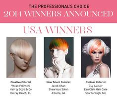 2014 Color Zoom Amerika Finalistleri