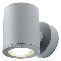 SITRA WALL UP/DOWN Wandleuchte, steingrau / LED24-LED Shop