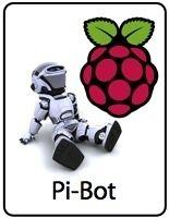 Pi-Bot, 3d printing for Raspberry Pi by Sebastius.