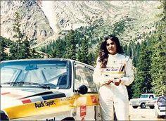 「Michèle Mouton」ミシェル・ムートンという女性ドライバー