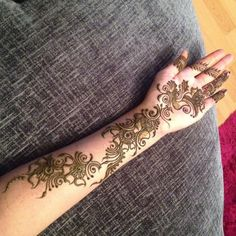 150 Most Popular Henna Tattoo Designs Of All Time awesome  Check more at http://fabulousdesign.net/henna-tattoos-designs/
