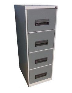 4 Drawer Metal Filing Cabinet - Home Furniture Design Drawer Filing Cabinet, Filing Cabinets, Metal Cabinets, Home Furniture, Furniture Design, New Pins, Drawers, Pedestal, Storage