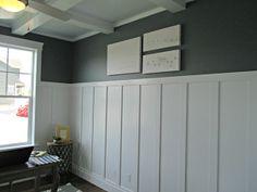 Favorite Paint Colors: Home Tours {paint color scheme ideas}