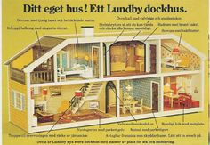 Pientä pintaremonttia: Lundbyn värikäs historia