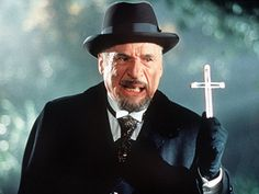 Van Helsing-played by Mel Brooks