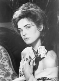 Young Cora! Elizabeth McGovern from her Oscar nominated role in Ragtime