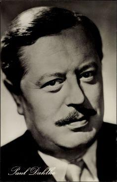 Paul Victor Ernst Dahlke(*12. April1904inGroß StreitzbeiKöslin,Provinz Pommern; †23. November1984inSalzburg) war ein deutscherSchauspielerundHörspielsprecher.